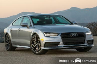 Insurance Rates Audi A7 In Boston