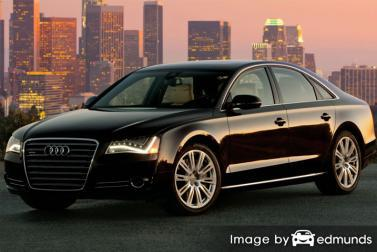 Insurance for Audi A8