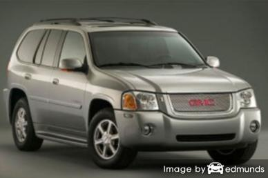 Insurance rates GMC Envoy in Boston
