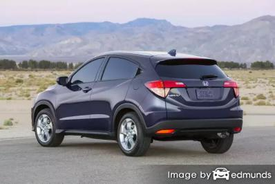 Insurance for Honda HR-V