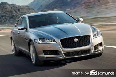 Insurance for Jaguar XF