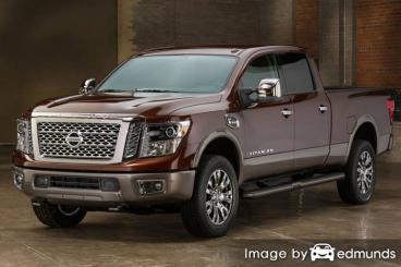 Insurance for Nissan Titan