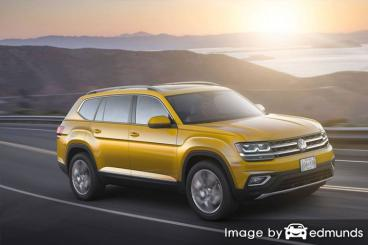 Insurance for Volkswagen Atlas